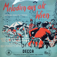 Orchester Der Wiener Staatsoper - Melodien Aus Alt-Wien