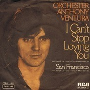 Orchester Anthony Ventura - I Can't Stop Loving You