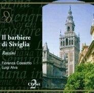 Rossini/  Hermann Prey, Teresa Berganza, Luigi Alva, Abbado a.o. - IL BARBIERE DI SIVIGLIA