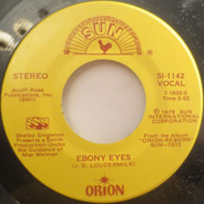 Orion - Ebony Eyes