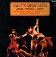 Orquesta filarmonica de la ciudad de Mexico - Ballets Mexicanos