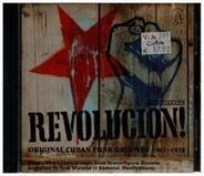 Orquesta Riverside / Algo Nuevo a.o. - Revolucion! - Original Cuban Funk Grooves 1967-1978