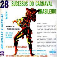 Orquestra De Pereira Dos Santos E Coro Popular De Samuel Rosemberg - 28 Sucessos Do Carnaval Brasileiro