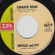 Orville And Ivy - Tabasco Road