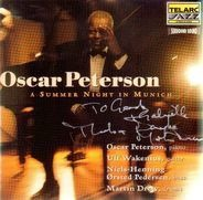 Oscar Peterson - A Summer Night in Munich