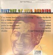 Otis Redding - History Of Otis Redding
