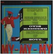 Otis Redding - The Otis Redding Dictionary Of Soul - Complete & Unbelievable