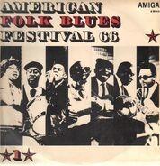 Otis Rush, Junior Wells... - American Folk Blues Festival 66 (1)