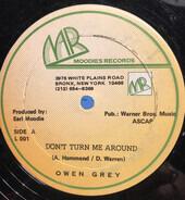 Owen Gray - Don't Turn Me Around