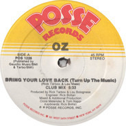 OZ - Bring Your Love Back (Turn Up The Music)