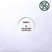 Ozomatli - Super Bowl Sundae / Cut Chemist Suite