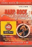 Ozzy Osbourne / Judas Priest / Billy Idol a.o. - Hard Rock Anthology Volume 1, Legends