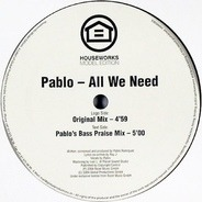 Pablo - All We Need