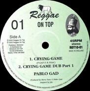 Pablo Gad - Crying Game