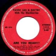 Pacific Gas & Electric - Are You Ready?