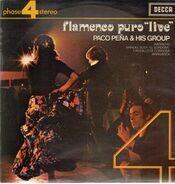 Paco Peña & His Group - Flamenco Puro 'Live'