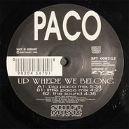 Paco - Up Where We Belong