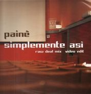 Painè - Simplemente Asì - Raw Deal Mix