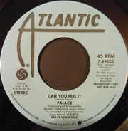 Palace - Can You Feel It