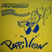 Papillon Featuring Garden Gnome - Papillon