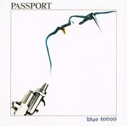 Passport - Blue Tattoo