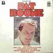 Pat Boone - The Best Of Pat Boone