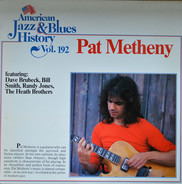 Pat Metheny Featuring Dave Brubeck , William O. Smith , Randy Jones , The Heath Brothers - Live At Midem