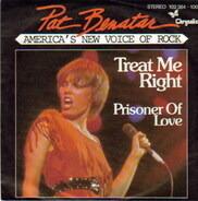 Pat Benatar - Treat Me Right