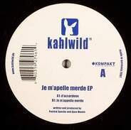 Patrick Specke & Daze Maxim - Je M'Apelle Merde EP