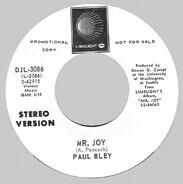 Paul Bley - Mr. Joy