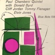 Paul Chambers Quintet With Donald Byrd , Clifford Jordan , Tommy Flanagan , Elvin Jones - Paul Chambers Quintet