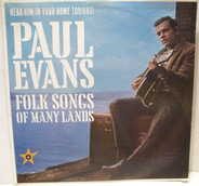 Paul Evans - Folk Songs of Many Lands