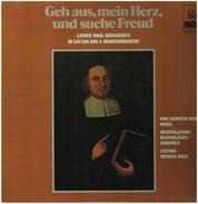 Paul Gerhardt - Geh aus, mein Herz, und suche Freud