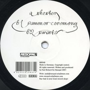 Paul Ritch - Summer Ceremony EP