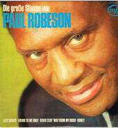 Paul Robeson - Die Große Stimme Von Paul Robeson