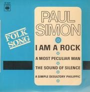 Paul Simon - I Am A Rock