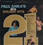 Paul Anka - Paul Anka's 21 Golden Hits