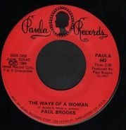 Paul Brooks - The Ways Of A Woman / No One But You