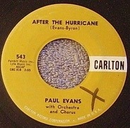 Paul Evans - After The Hurricane
