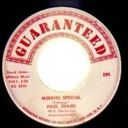 Paul Evans - Midnite Special / Since I Met You Baby