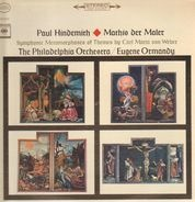 Paul Hindemith - Mathis Der Maler / Symphonic Metamorphoses Of Themes By Weber