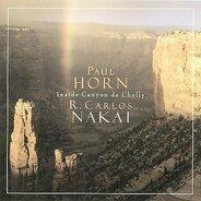 Paul Horn & R. Carlos Nakai - Inside Canyon de Chelly