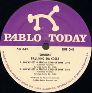 Paulinho Da Costa - You've Got a Special Kind of Love