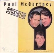 Paul McCartney - Spies Like Us