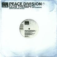 Peace Divison - Club Therapy/ John Ciafone Rmx
