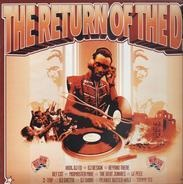 Peanutbutter Wolf, DJ Design, Def Cut - The Return Of The DJ - Allstar Album