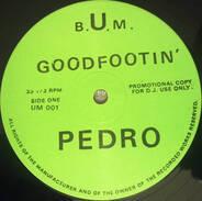 Pedro - Goodfootin'