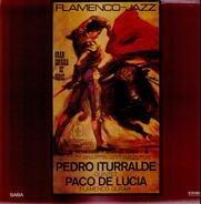 Pedro Iturralde Quintet Featuring Paco De Lucía - Flamenco-Jazz