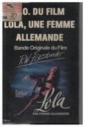 Peer Raben - Lola - Une Femme Allemande - Bande Originale Du Film
