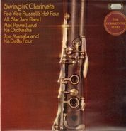 Pee Wee Russell's Hot Four, Mel Powell and his Orchestra... - Swingin' Clarinets